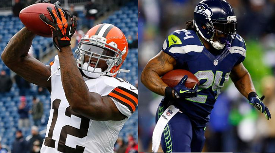 Les Miettes du Lundi: Josh Gordon, Marshawn Lynch et plus...