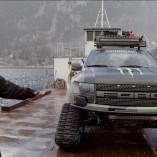 Ken Block ressort sa Ford F-150 RaptorTRAX