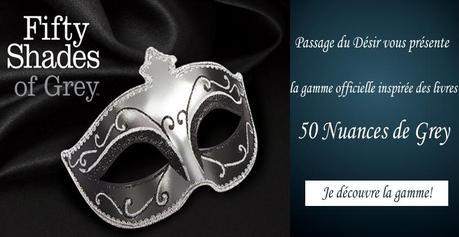 [concours inside #7] 10 produits de fifty shades of grey à remporter by Passage du Désir
