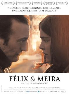 CINEMA: [INVITATIONS] [ITW] Maxime Giroux, réalisateur de Félix et Meira (2014) / director of Felix and Meira (2014)