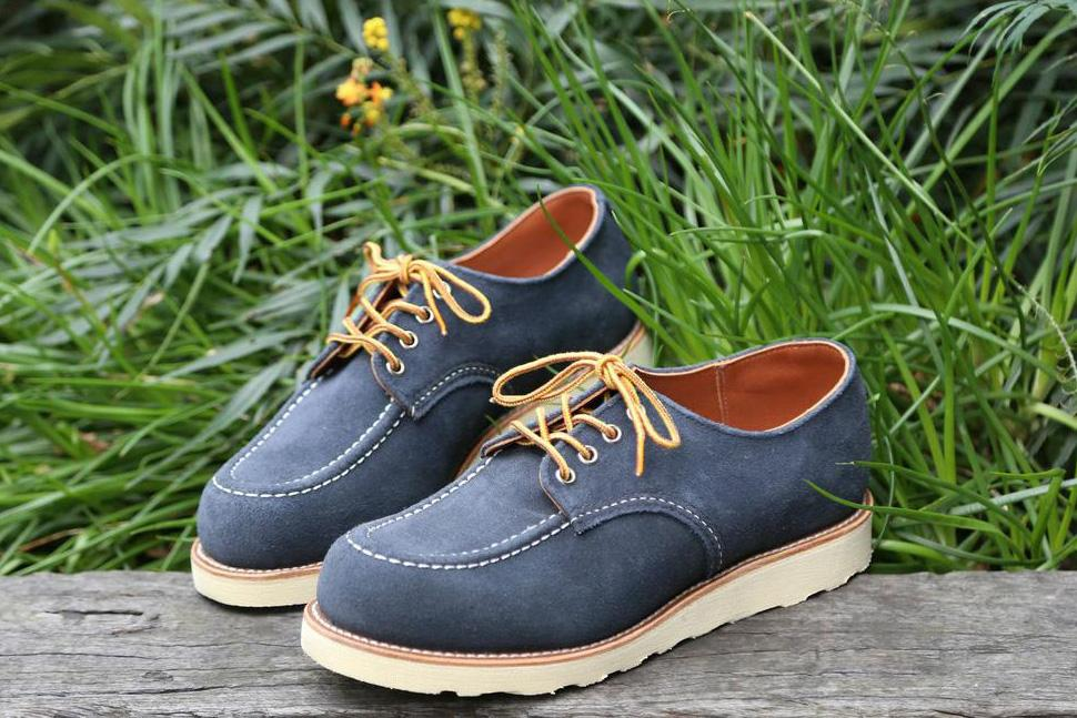 RED WING X BEAMS – S/S 2015 – WORK OXFORD SHOES