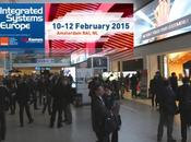 (Integrated Systems Europe) 2015 d'exposition