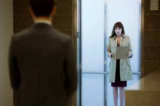 Plus d'images de Fifty Shades Of Grey !