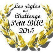 Challenge Petit Bac 2015... Qui veut jouer? - Enna lit, Enna vit!
