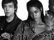 Paul Cartney collabore avec Rihanna Kanye West
