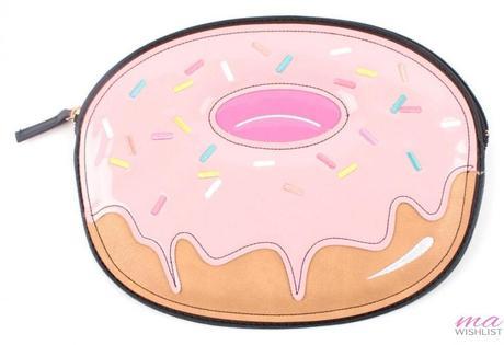 mim pochette donuts
