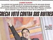 Syriza journaux argentins [Actu]