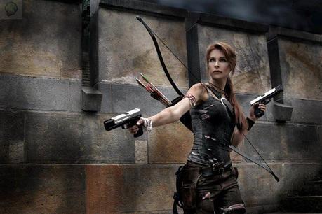 1970656 531423500326606 6845531937549027652 n Cosplay   Lara Croft #44  Tomb Raider lara croft Cosplay