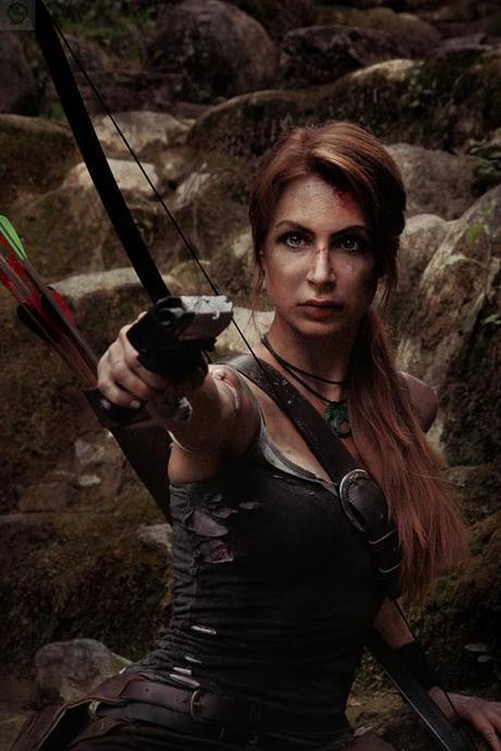 lara croft tomb raider cosplay 03 Cosplay   Lara Croft #44  Tomb Raider lara croft Cosplay