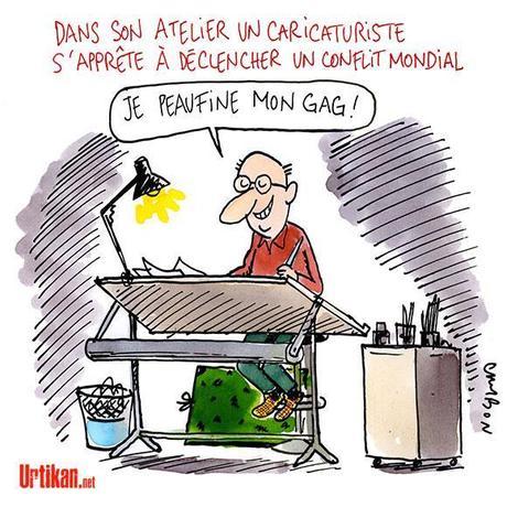 La Matinale du 26/01/15 – Caricatures et FIFE