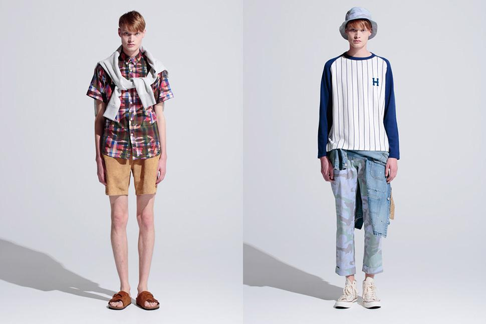 HABANOS – S/S 2015 COLLECTION LOOKBOOK