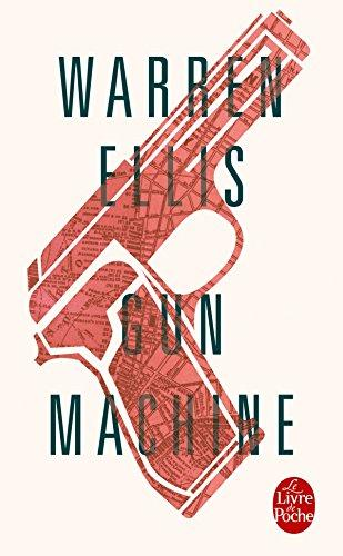 Poche : Gun Machine - Warren Ellis (Livre de Poche)