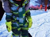 Premières neiges pour Little Marmot