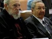 Cuba: Fidel Castro sort silence prend acte rapprochement avec Etats-Unis