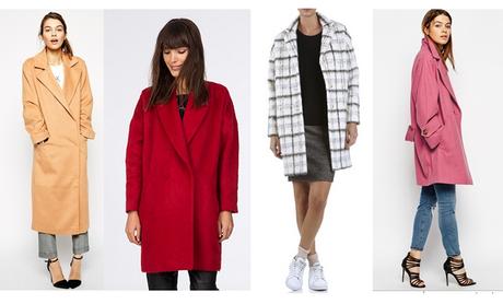 Selection oversize coat