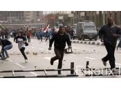 Egypte Sanglant anniversaire révolution