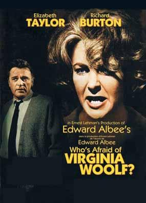 Who's Afraid of Virginia Woolf - Affiche