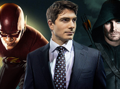 "Flash ""Ray comme Barry dans corps d'Oliver Felicity prochain crossover"