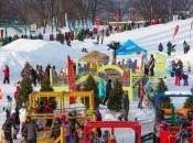 Village pour enfants Christie/Cadbury créé Bonhomme Carnaval Québec 2015