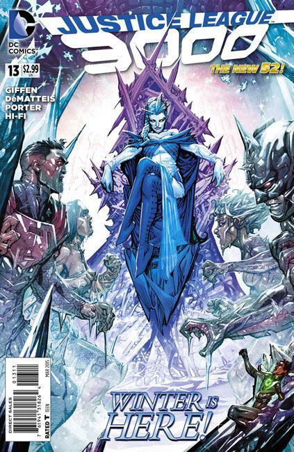 Justice League 3000 13 par Howard Porter