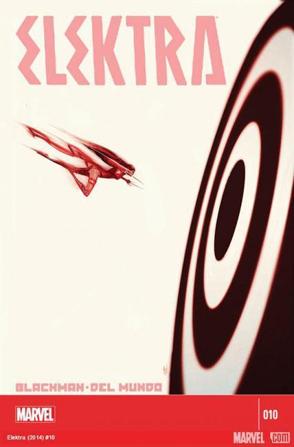 Elektra 10 par Michael Del Mundo