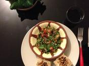 Taboulé libanais poulet libanaise