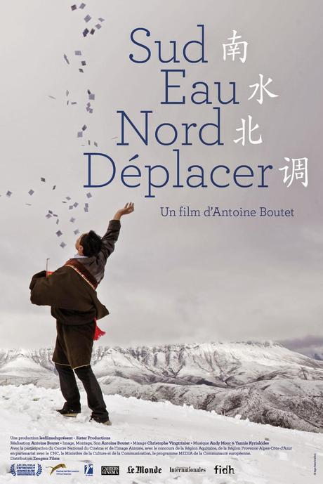 CINEMA: [ITW] Antoine Boutet, réalisateur de Sud Eau Nord Déplacer (2014) / Antoine Boutet, director of South to North (2014)