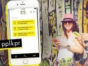 Comment mesurer votre sociale Avec iPhone l'App pplkpr