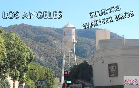 warner bros studios los angeles