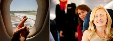 Une application contre la peur de l'avion