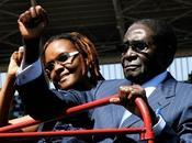 président Zimbabwe, Robert Mugabe, désigné l'Union africaine