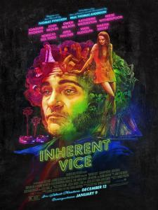 Psychedelique Poster Inherent Vice