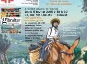Présentation numéro revue Gibraltar l'Institut Cervantès Toulouse