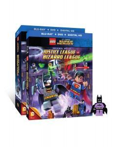 justice-league-vs-bizarro-league-exclusive-minifigurine-blu-ray-warner-bros-scenographie
