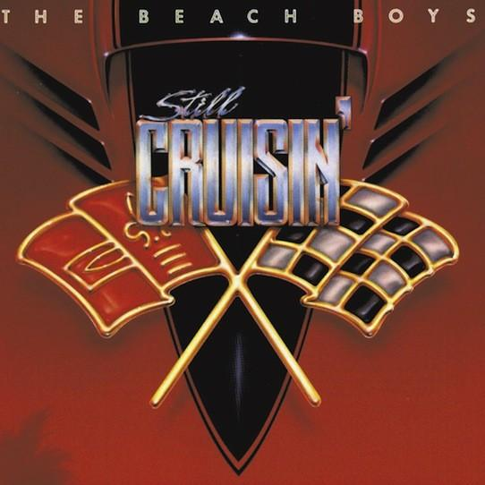 The Beach Boys #7-Still Cruisin'-1989