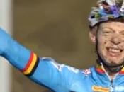 Michael Vanthourenhout champion monde espoirs!