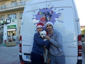 David et Magalie un couple adorable qui transporte les 4 pattes avec amour et bienveillance