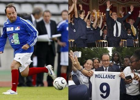 Découvrez le «Desports» spécial François Hollande
