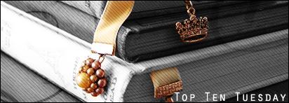 Top Ten Tuesday - Semaine 6
