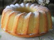 Gâteau Citron, Vanille, Lait Coco Rhum