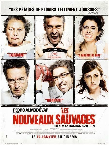 Cinéma Les Nouveaux Sauvages / Imitation Game