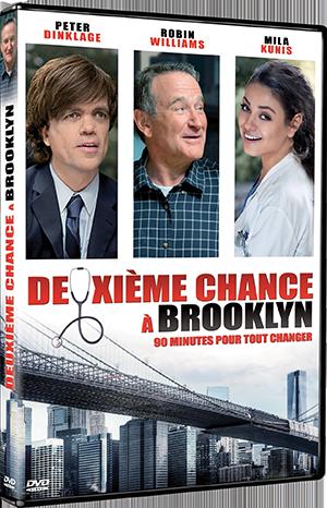 [Concours] Deuxième Chance à Brooklyn : 5 DVD à gagner !