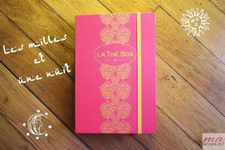 the box de janvier milles et une nuits