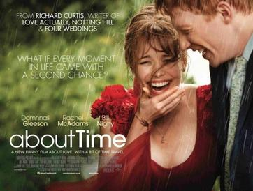 il était temps, about time, domhnall glesson, bill nighy, rachel mcadams