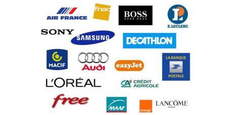 Classement des marques préférées des Français 2014