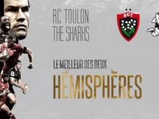 Rugby Masters: choc deux Hémisphères