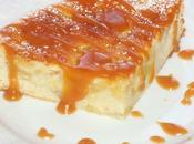 Gâteau faisselle, pomme, amande