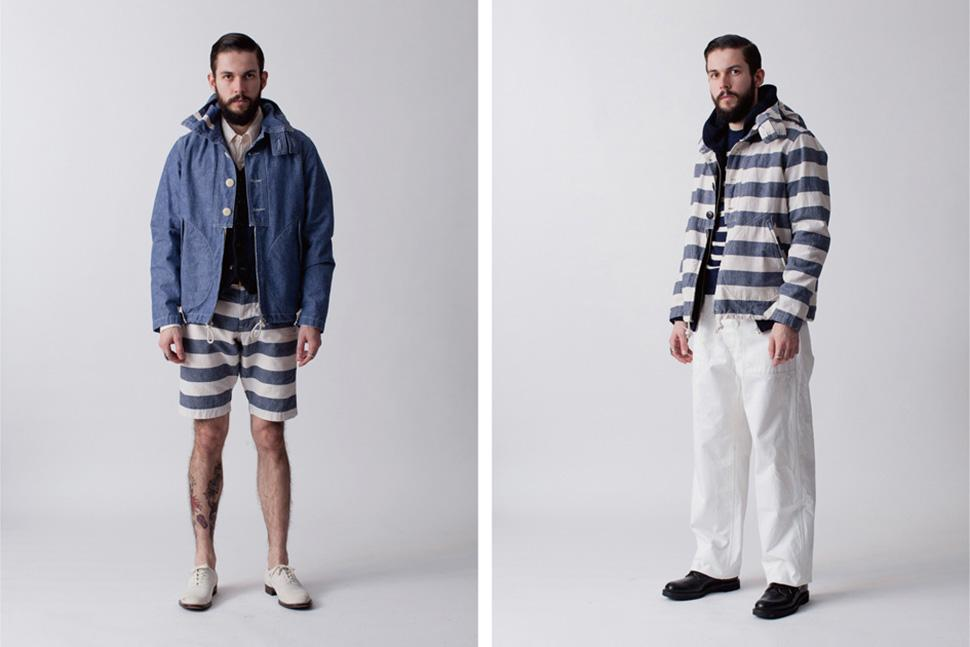 STEVENSON OVERALL CO. – S/S 2015 COLLECTION LOOKBOOK