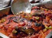 Cuisses poulet tomate pimentee