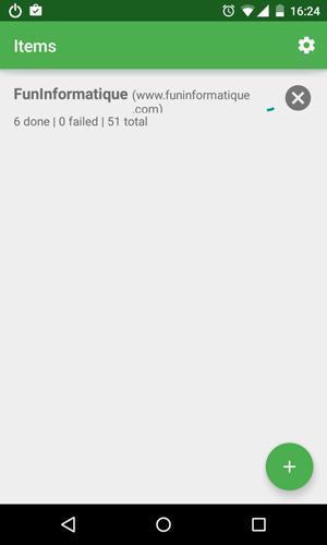 Visitez vos sites web préférés hors connexion sous Android